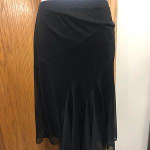 Really nice dressy Black skirt
